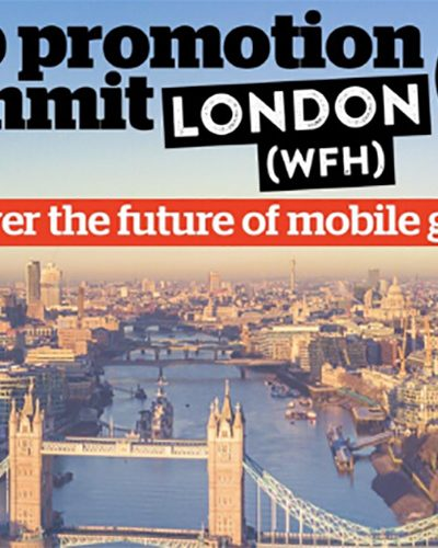 App Promotion Summit London WFH