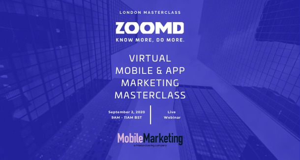 Virtual app & Mobile marketing - Masterclass