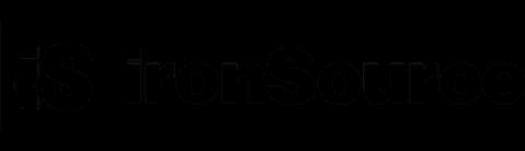 Ironsource logo no BG