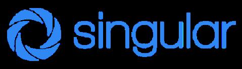 Singular logo no BG