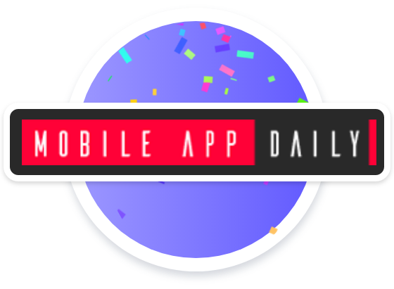 Zoomd selected by mobile app daily as Top Mobile app agency