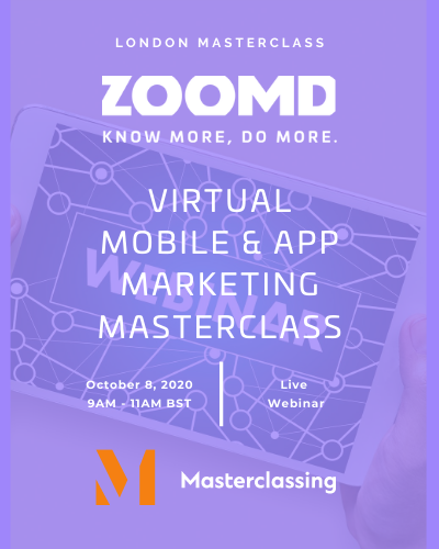 Virtual UK masterclassing