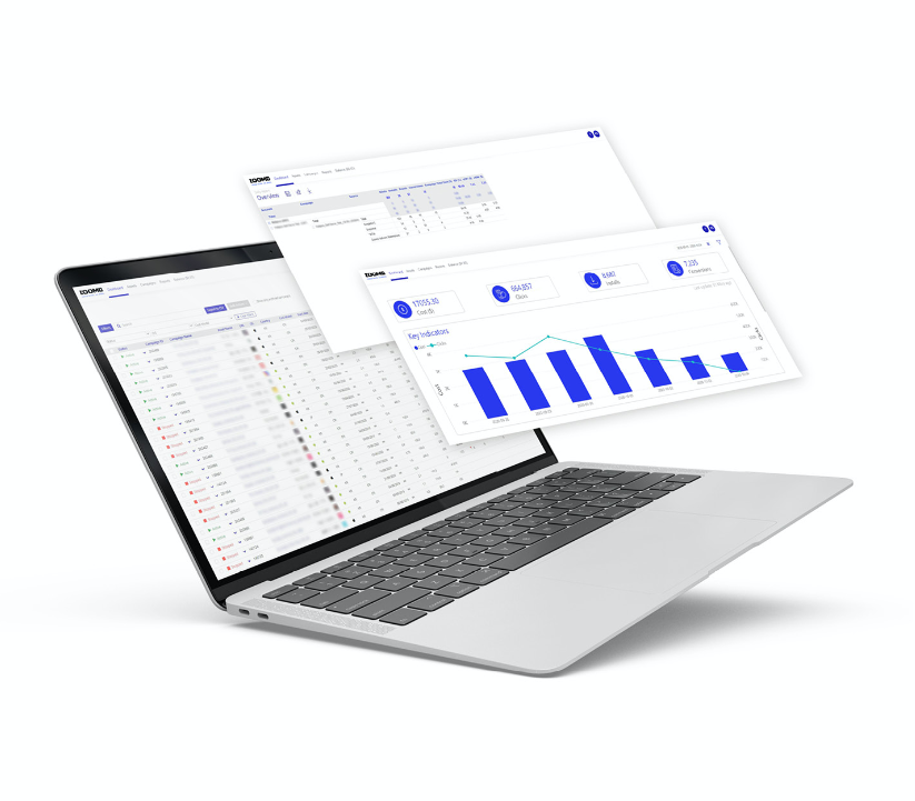 Zoomd self serve performance platform