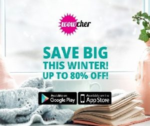 Wowcher save big