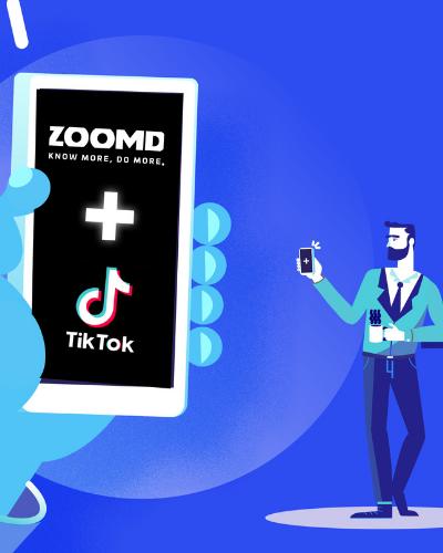 Zoomd and TikTok partnership