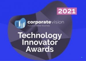 Zoomd tech 2021 award