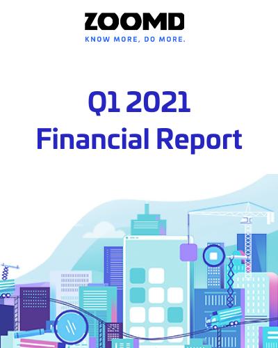 Q1 2021 Financial report