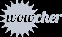 Wowcher logo greyscall