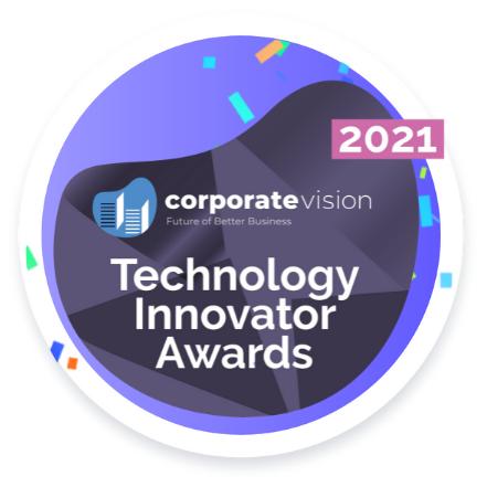 Award badge - Zoomd